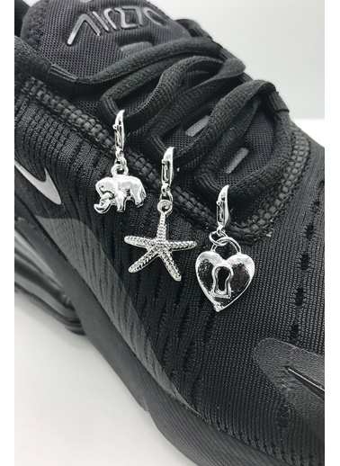 TOPSHOP Time Ayakkabı Aksesuarları Gümüş